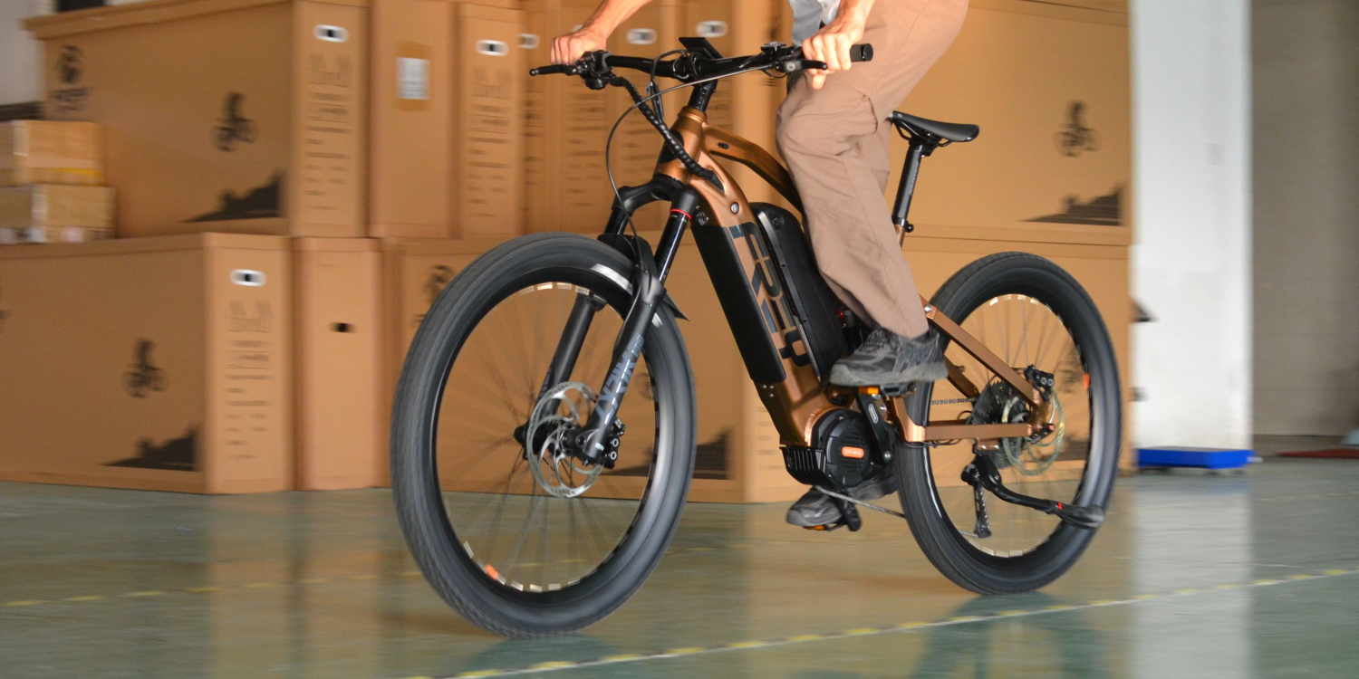 Frey Bike Unveiled Two High Power And High Speed Electric Bicycles