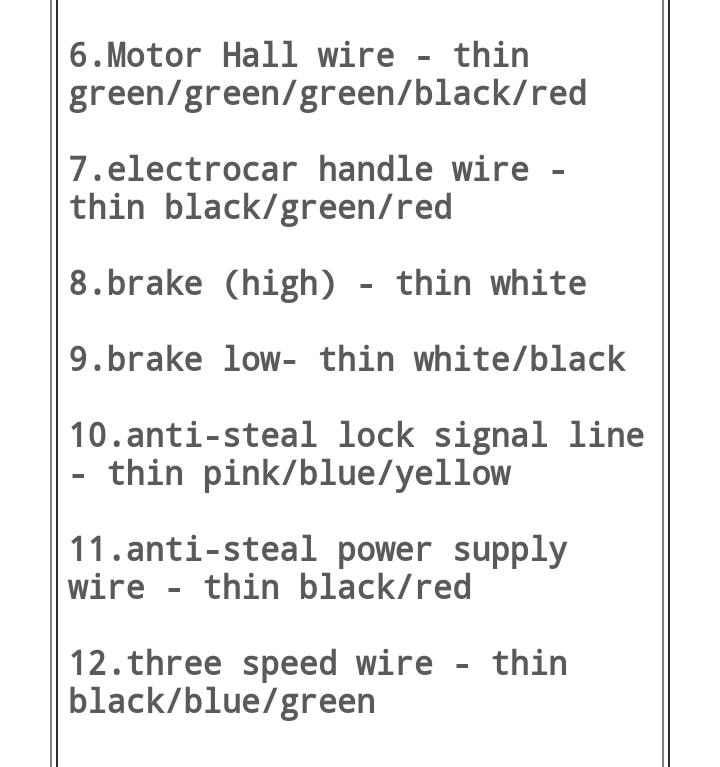 New controller wiring | Electric Bike Forum - Q&A, Help, Reviews and ...
