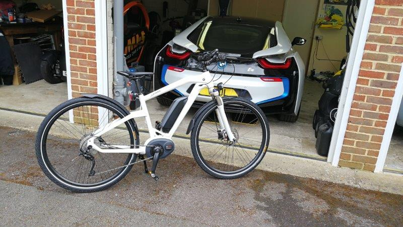 First Impressions Bmw Cruise Ebike 2014 Compiled April 2015