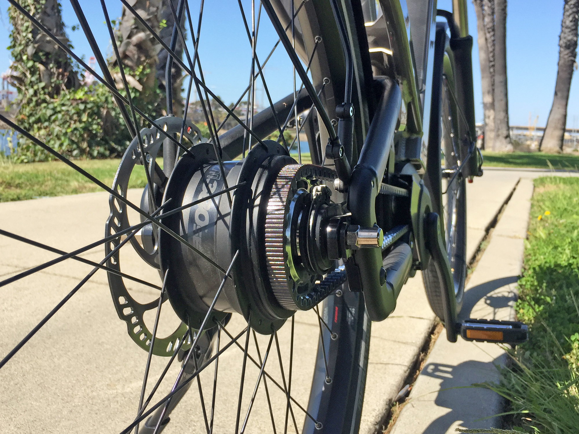 Enviolo NuVinci CVP Hub Overview | Electric Bike Forum - Q&A, Help