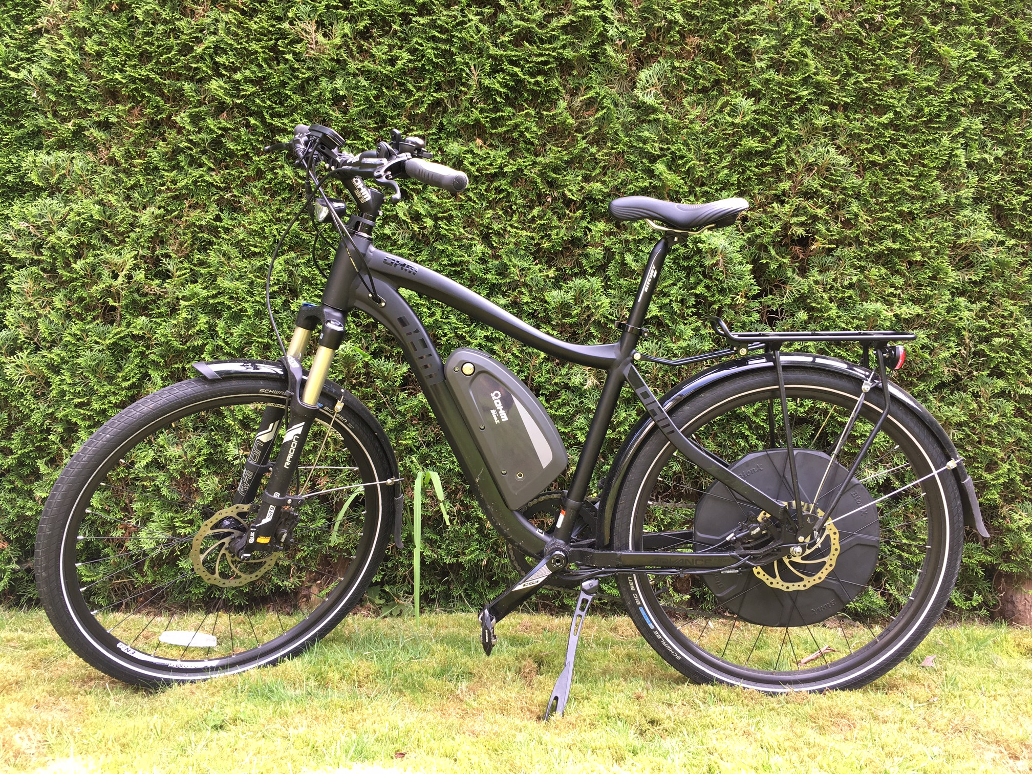 Ohm Bike Thoughts Impressions Electric Forum Q A Help Reviewaintenance