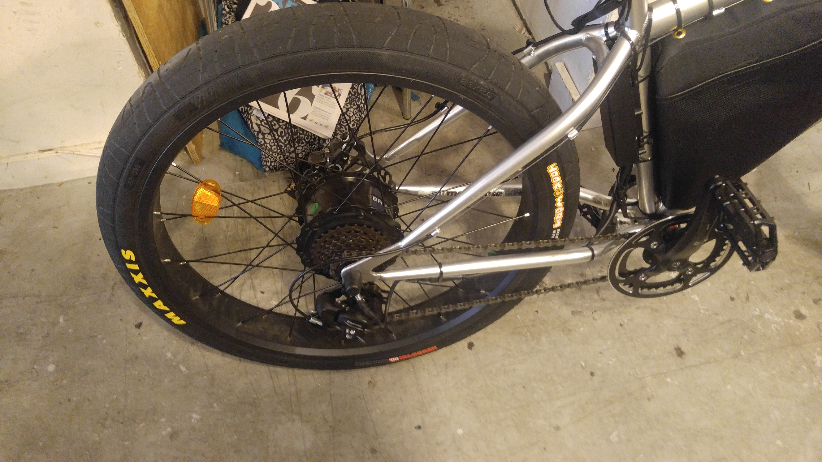 Hot Rodded Rad | Electric Bike Forum - Q&A, Help, Reviews and