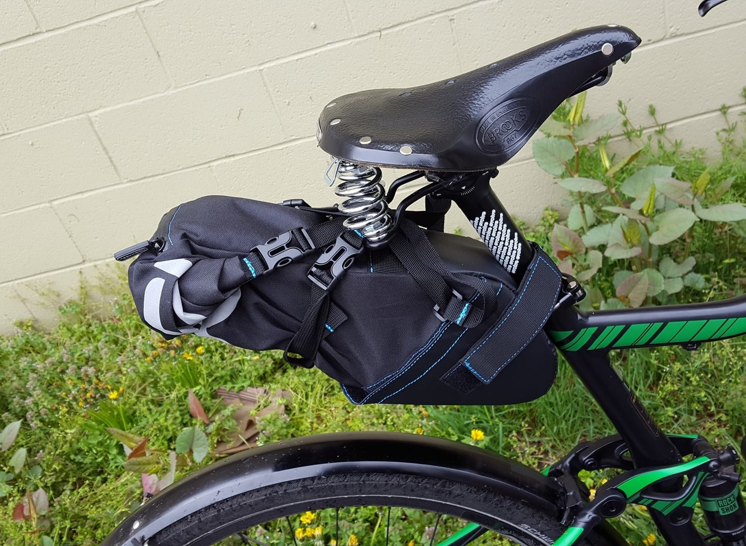 Frame Bag For Extra Battery Electric Bike Forum Q Amp A