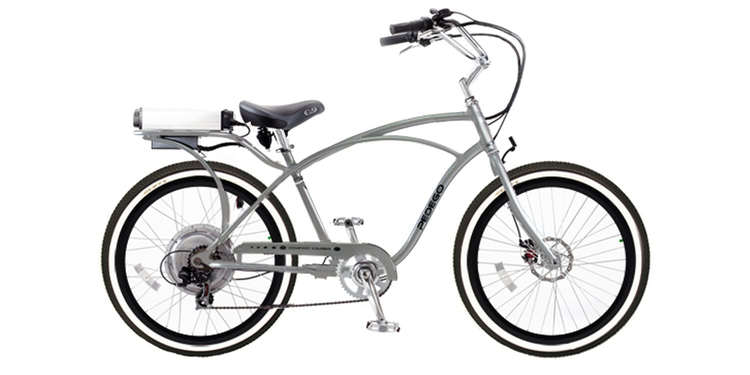 2013 pedego classic comfort cruiser review prices specs. Black Bedroom Furniture Sets. Home Design Ideas