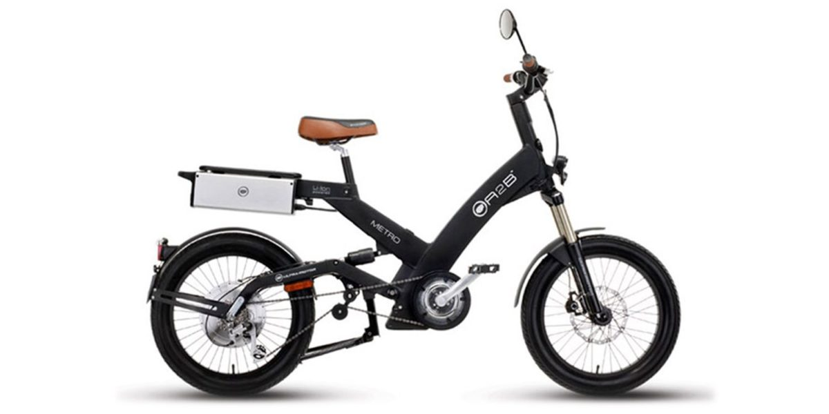 A2b Metro Electric Bike Review 1