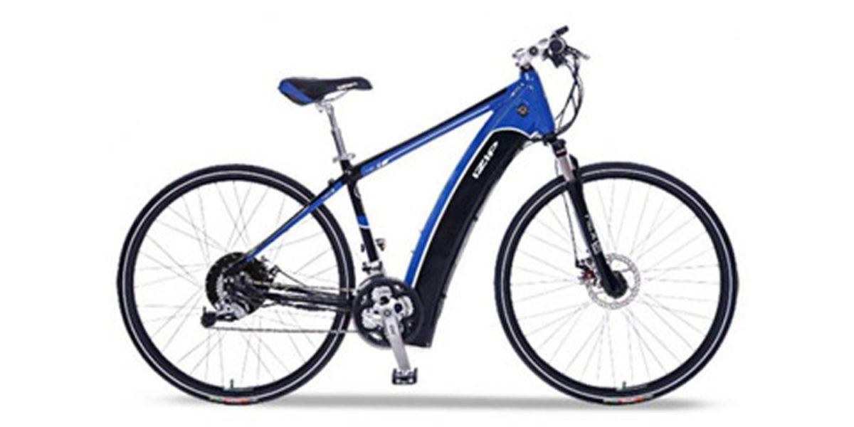 Currie Izip E3 Ultra Electric Bike Review 1