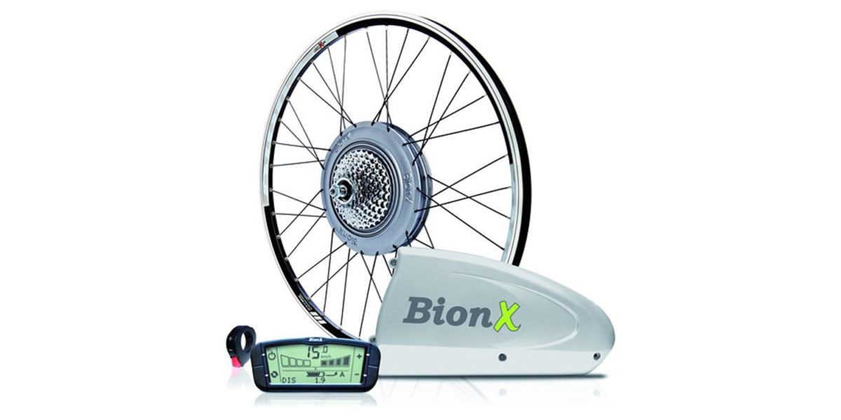 Bionx Pl 250 Electric Bike Conversion Kit 1