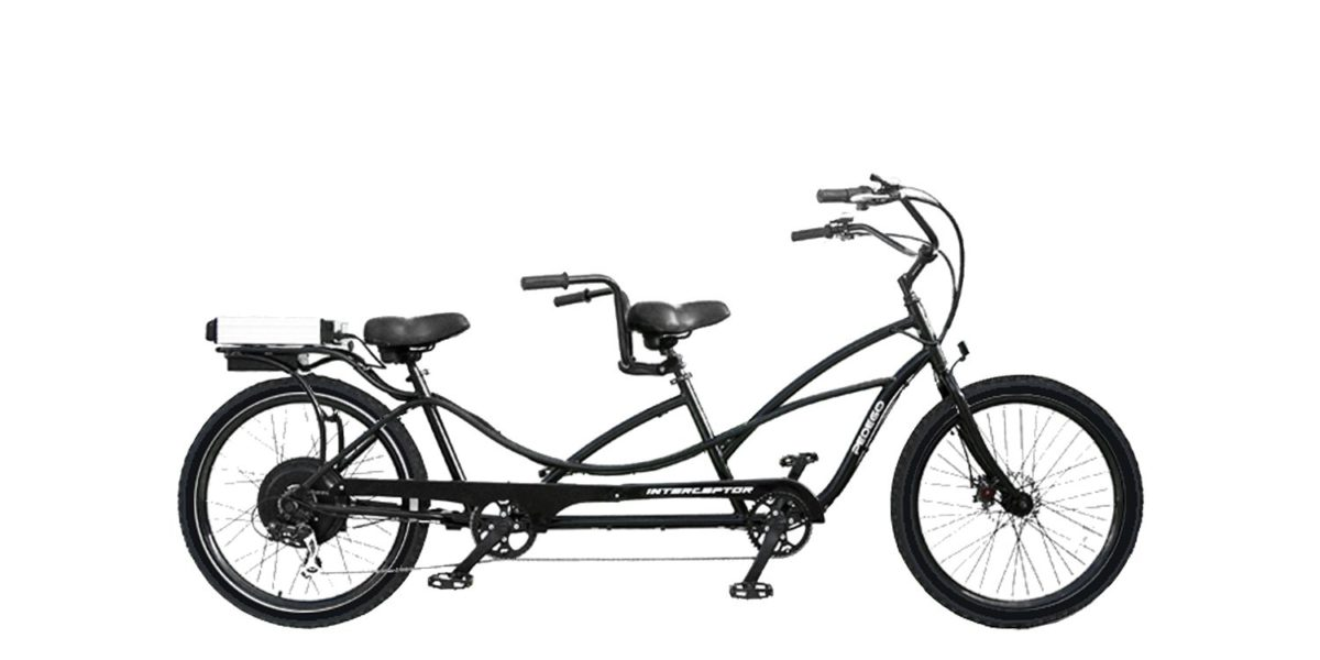 Pedego Tandem Electric Bike Review 1