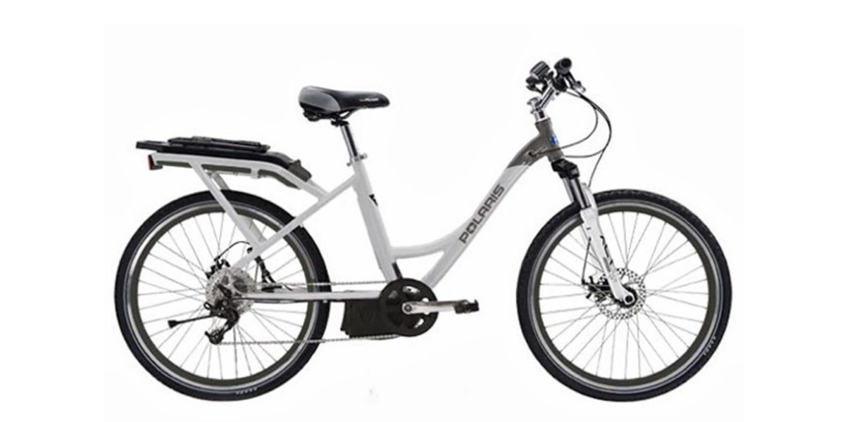 Polaris Strive Electric Bike Review 1