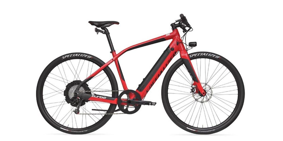 Specialized Turbo Electric Bike Review 1