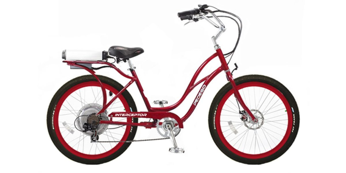 Pedego Interceptor Electric Bike Review 1