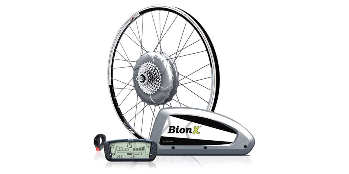 Bionx Sl 350 Electric Bike Conversion Kit 1