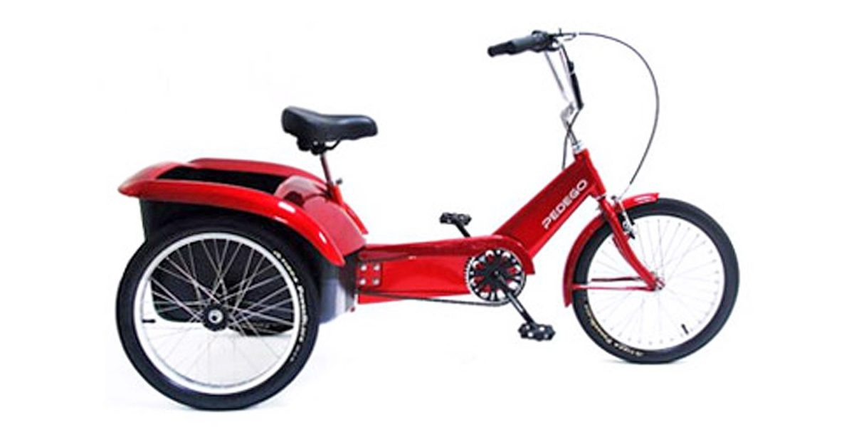 Pedego Trike Electric Bike Review 1