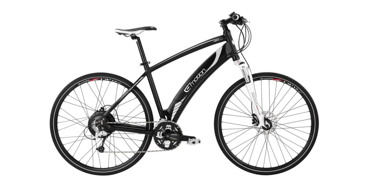 Easy Motion Neo Cross Electric Bike Review 1