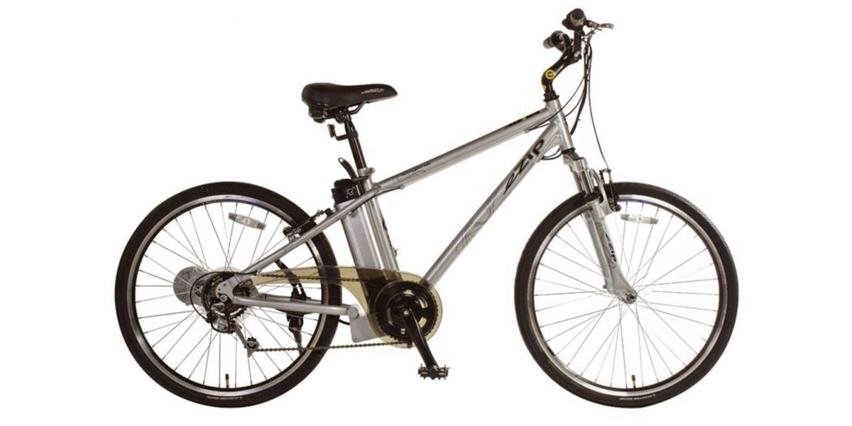 Ezip Skyline Electric Bike Review 1