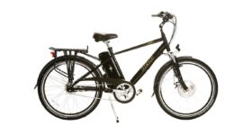 Hebb Electroglide 1000 Electric Bike Review 1