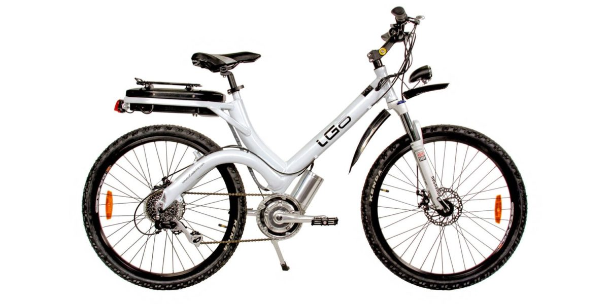 Igo Urban Electric Bike Review 1