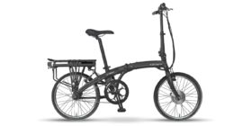 Izip E3 Compact Electric Bike Review 1