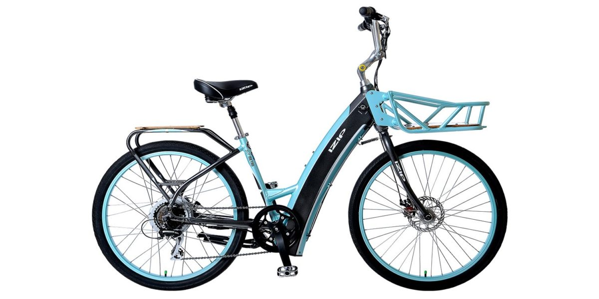 Izip E3 Metro Electric Bike Review 1