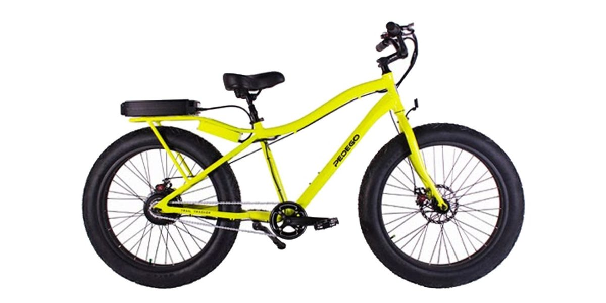 Pedego Trail Tracker Electric Bike Review 1