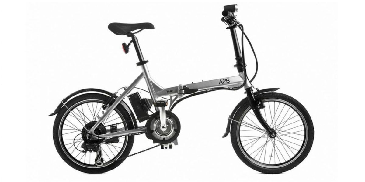 A2b Kuo Electric Bike Review 1