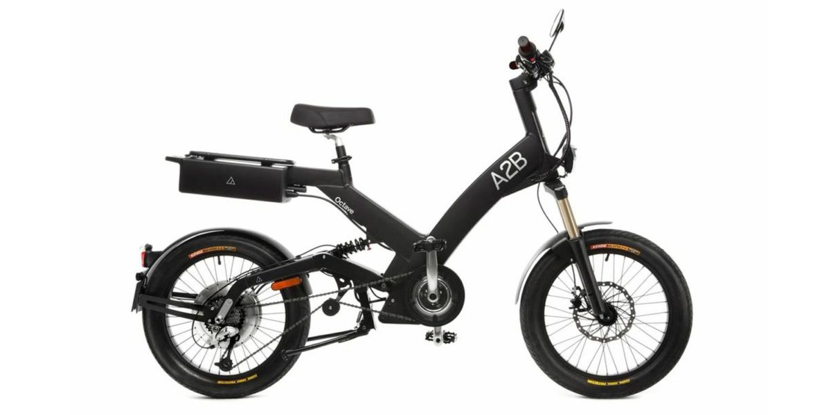 A2b Octave Electric Bike Review 1