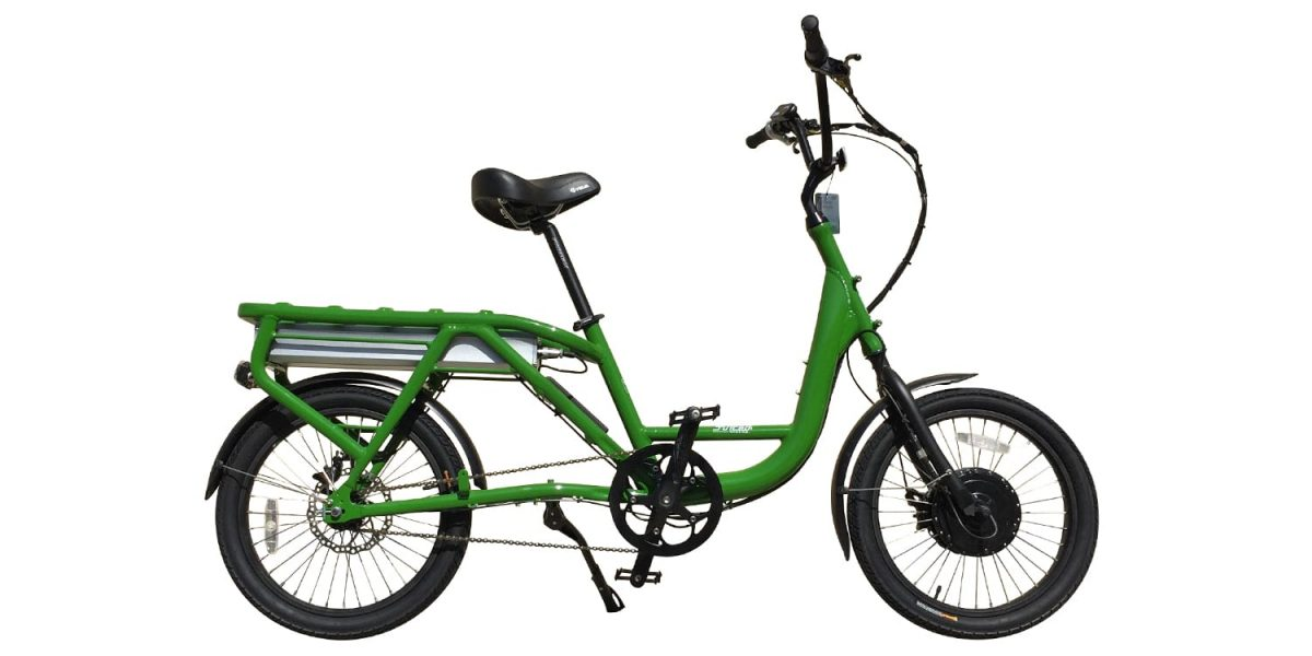 Juiced Bikes Odk U500 V3 Electric Cargo Bike Review