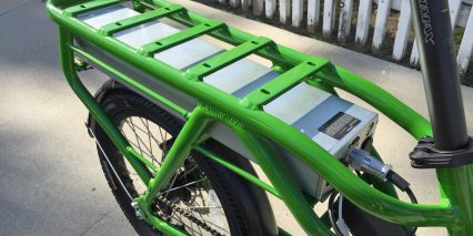 Juiced Bikes Odk U500 V3 Extra Long Rear Rack Mounting Platform