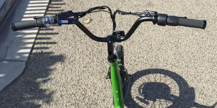 Juiced Bikes Odk U500 V3 Riser Bars Twist Throttle
