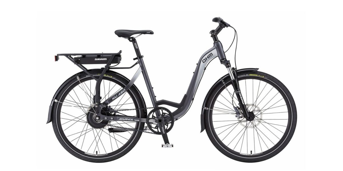 Ohm Xu450 E2 Electric Bike Review 1