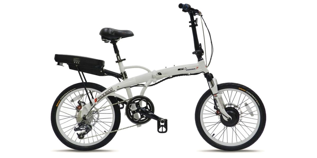 Prodeco Mariner 7 Electric Bike Review 1