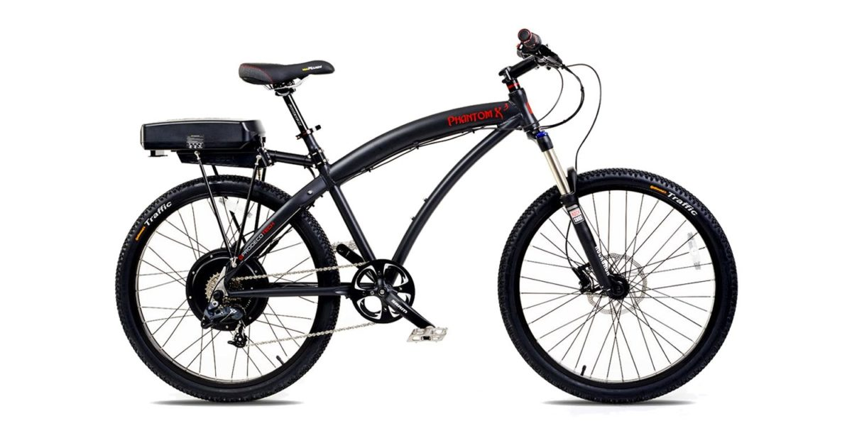 Prodeco Phantom X3 Electric Bike Review 1