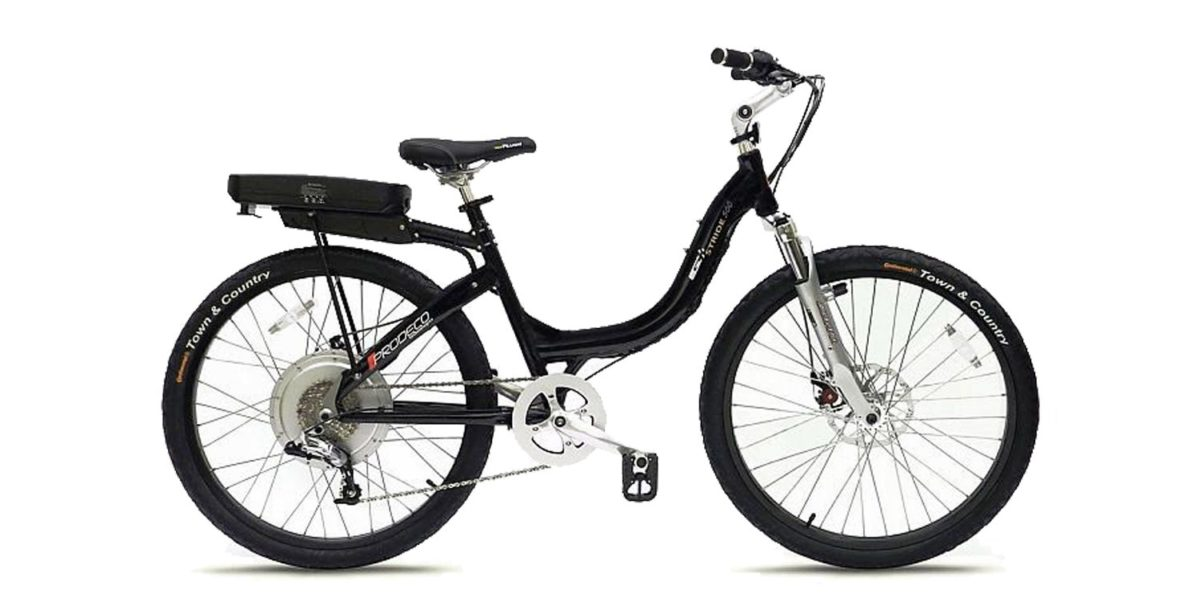 Prodeco Stride 500 Electric Bike Review 1