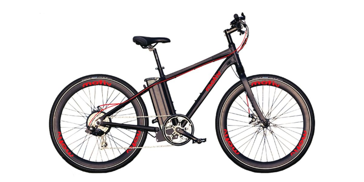 Motiv Shadow Electric Bike Review 1