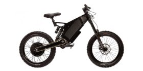 Stealth Bomber Electric Bike Review 1