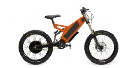 Stealth Fighter Electric Bike Review 1