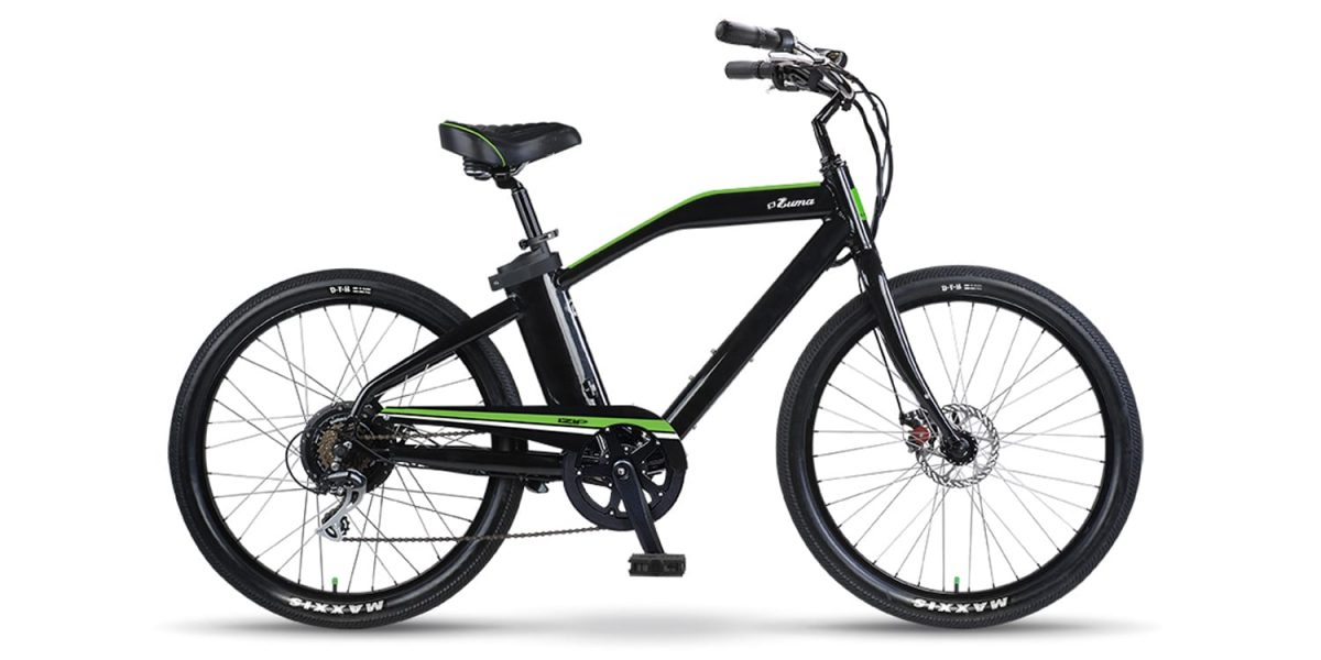 2014 Izip E3 Zuma Electric Bike Review