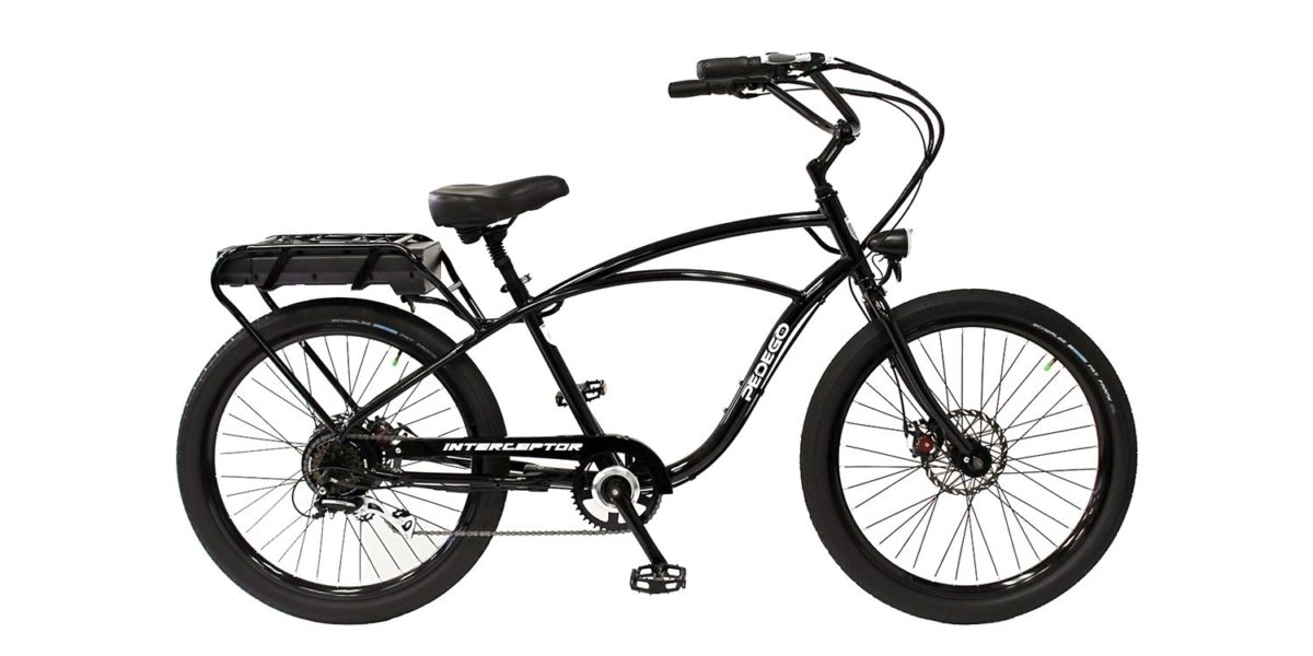 2014 Pedego Interceptor Electric Bike Review 1