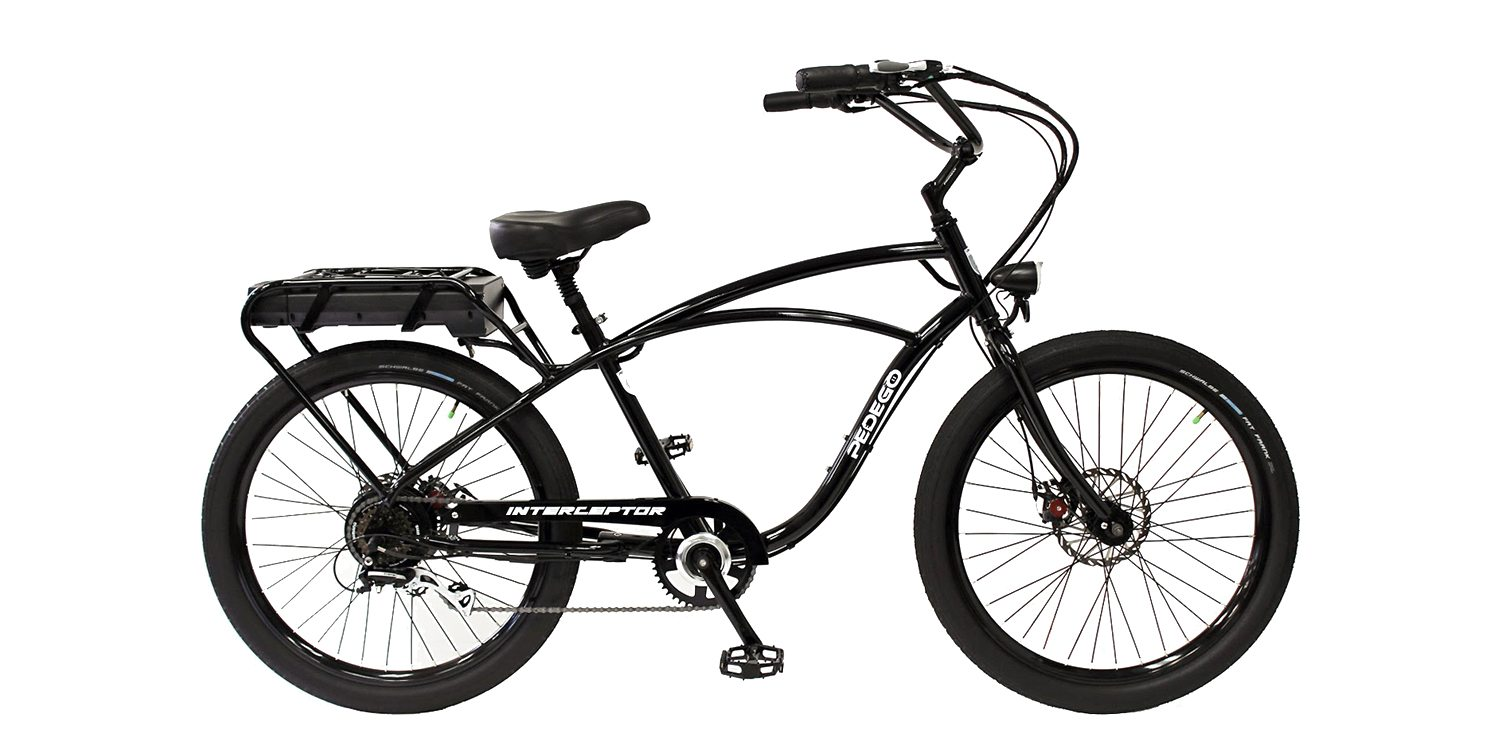 2013 Pedego Interceptor Electric Bike Review on 2014 ford interceptor