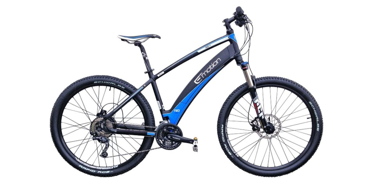 Easy Motion Neo 650b Ebike