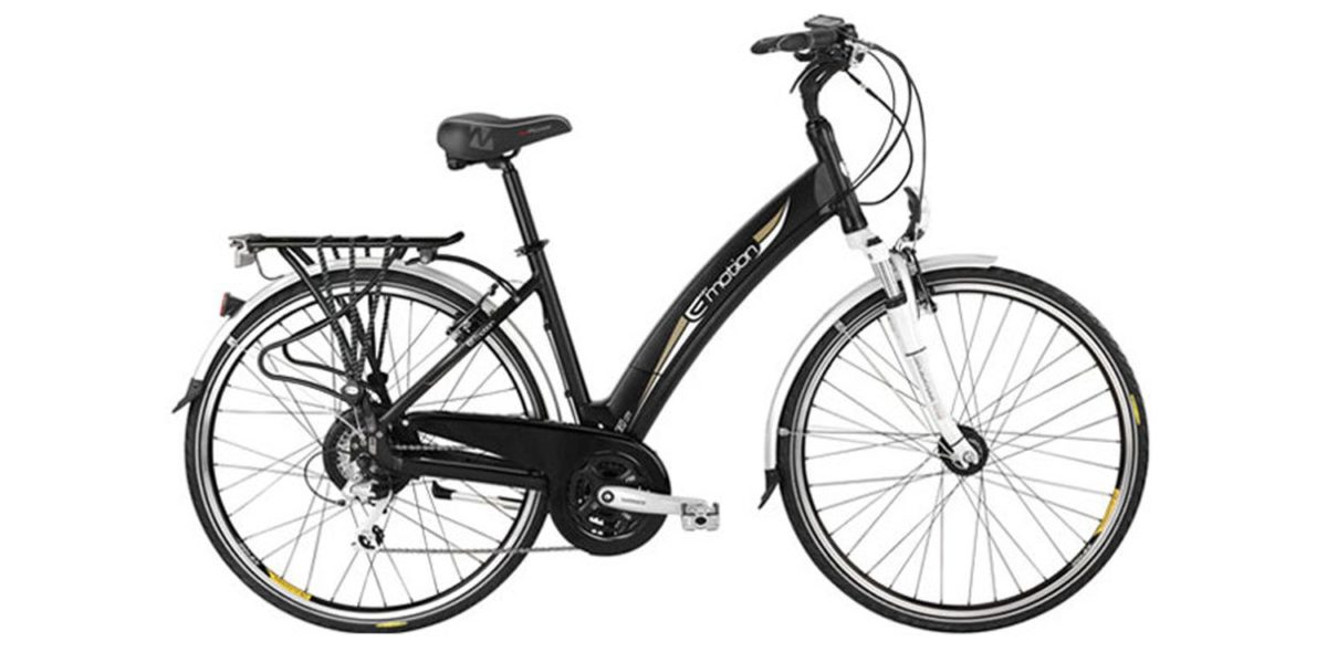 Easy Motion Neo City Electric Bike Review