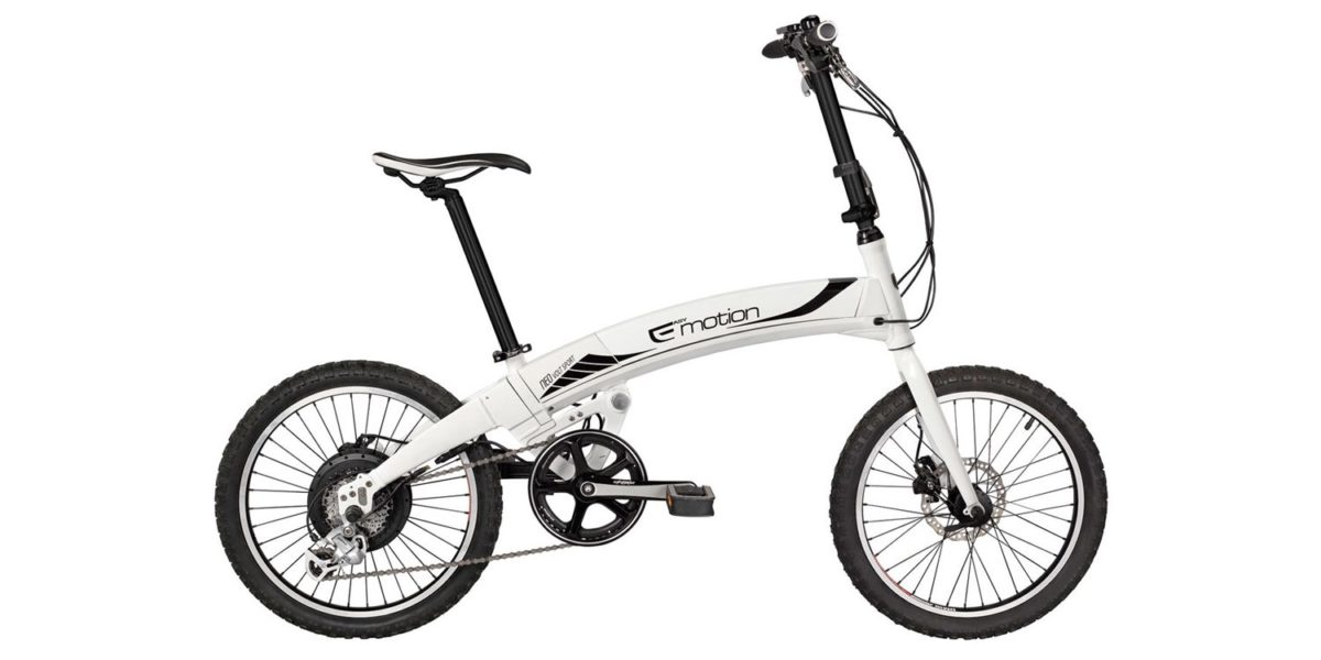 Easy Motion Neo Volt Sport Electric Bike Review 1