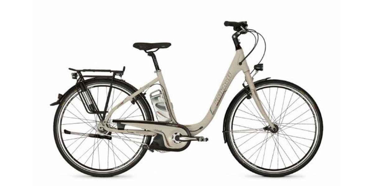Kalkhoff Pro Connect C8 Electric Bike Review 1