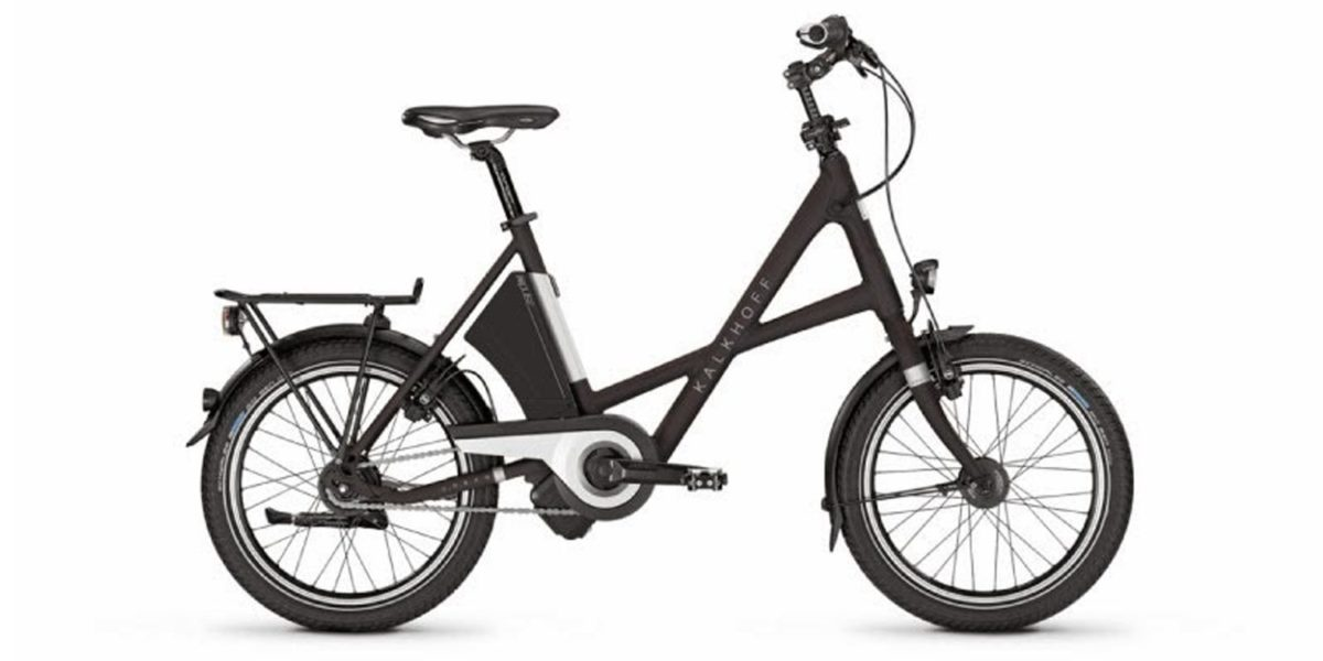 Kalkhoff Sahel Compact I8 Electric Bike Review 1