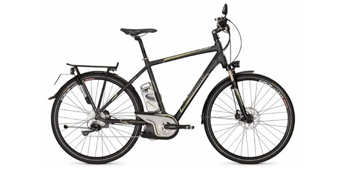 Kalkhoff Pro Connect S10 Electric Bike Review 1