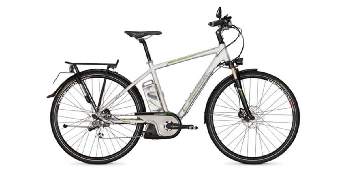 Kalkhoff Pro Connect S27 Electric Bike Review 1