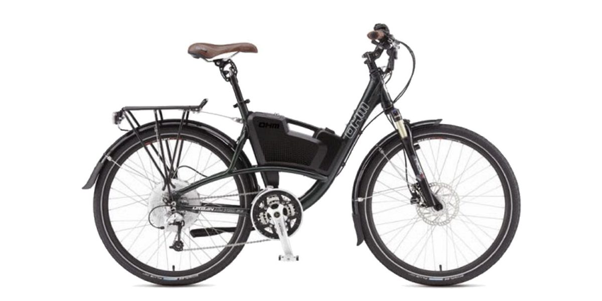 Ohm Urban Xu700 Electric Bike Review 1