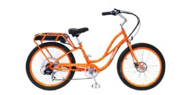 Pedego 24 Step Thru Comfort Cruiser Electric Bike Review 1