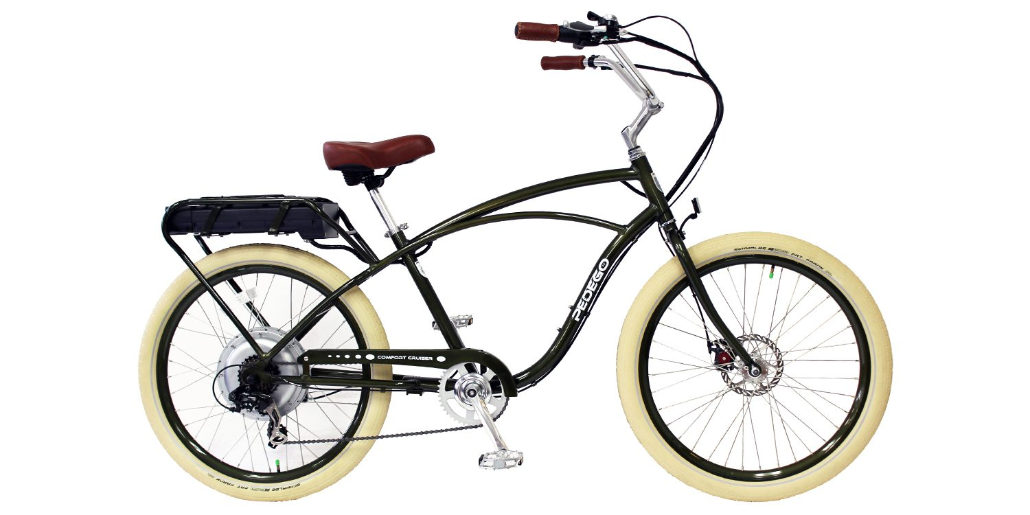 pedego classic comfort cruiser review prices specs. Black Bedroom Furniture Sets. Home Design Ideas