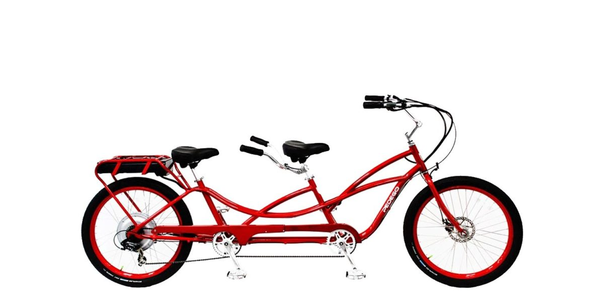 Pedego Tandem Cruiser Electric Bike Review 1